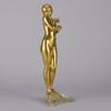 Louis CHALON - Sculpture-Volume - Le Femme Nue