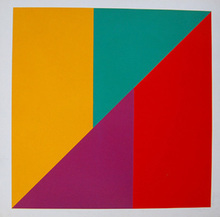 Jo DELAHAUT - Print-Multiple - COMPOSITION 702