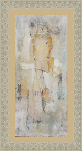 Levan URUSHADZE - Peinture - Girl
