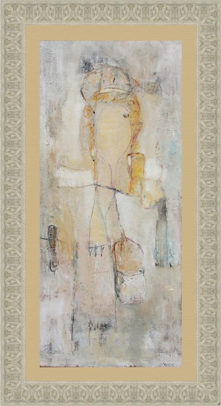 Levan URUSHADZE - Gemälde - Girl