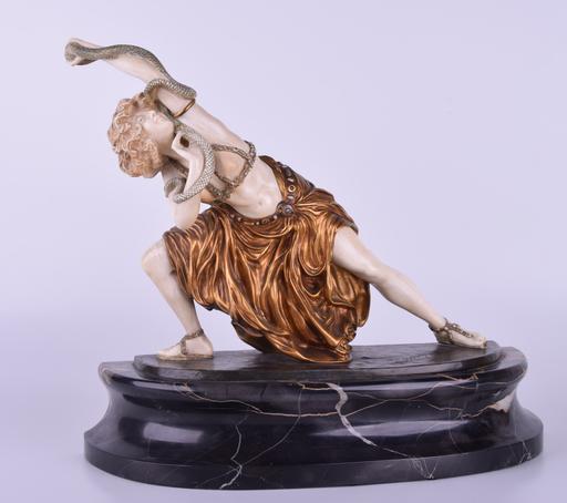 Claire COLINET - Escultura - Dancer of Carthage