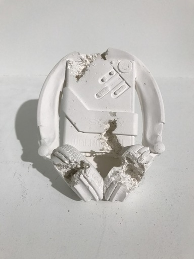 Daniel ARSHAM - Sculpture-Volume - FUTURE RELIC 07 (Cassette Player)