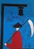 Tano FESTA - Peinture - il falciatore