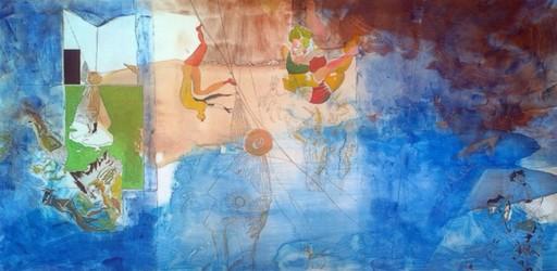 Jorge CASTILLO - Grabado - El Circo