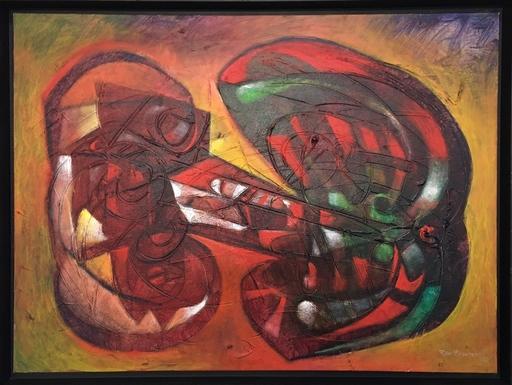 Raul Enmanuel POZO - Pintura - A Jamaica