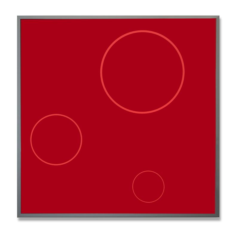 Hellmut BRUCH - Sculpture-Volume - Progressive Kreise