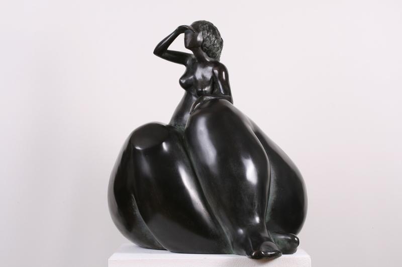 Dominique PRINS - Sculpture-Volume - Farelle    (Cat N° 4461)