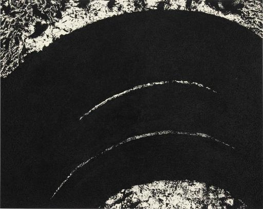 Richard SERRA - Estampe-Multiple - Paths and edges # 8
