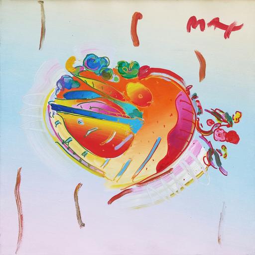 Peter MAX - Gemälde - Heart