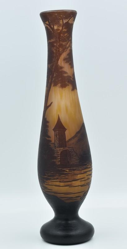 Edmond ETLING - Richard/Loetz – Grand Vase