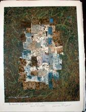 Max PAPART - Painting - LUBERON