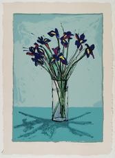 Fritz William SCHOLDER - Print-Multiple - Iris                          .