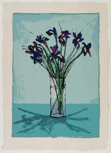 Fritz William SCHOLDER - Print-Multiple - Iris