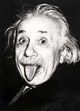 MR BRAINWASH - Estampe-Multiple - Happy Birthday Einstein