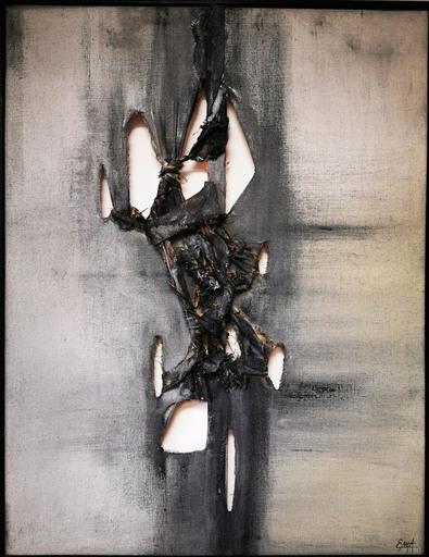 Elodie DOLLAT - Gemälde - khostangel II