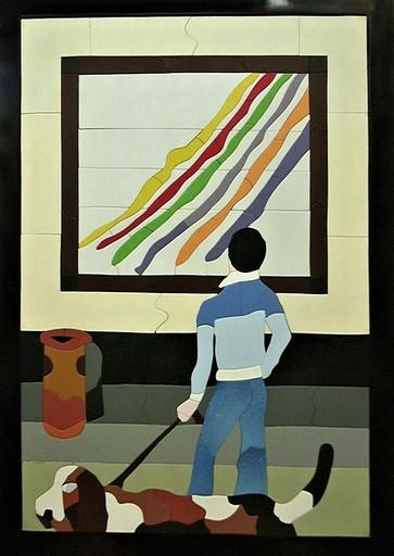 Ugo NESPOLO - Gemälde - Gurdar Morris