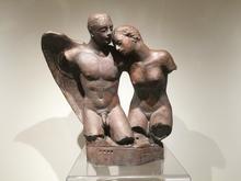 Igor MITORAJ - Sculpture-Volume - Bacio dell'angelo