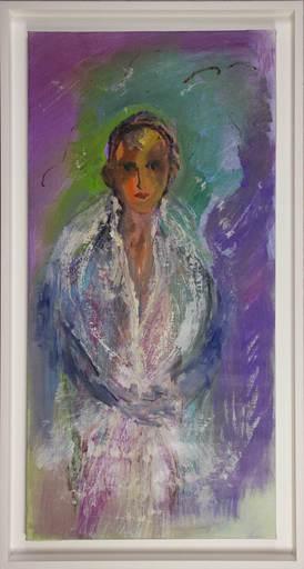 Ernesto TRECCANI - Gemälde - Barbara
