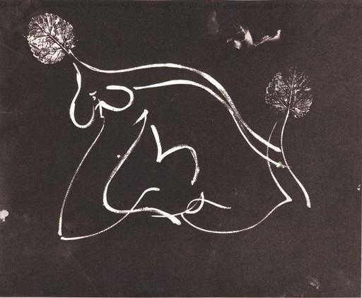 André MASSON - Pittura - Femme D'automne