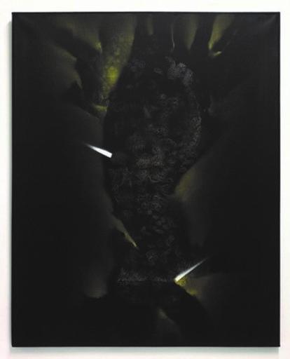 Jean TRIFFEZ - Painting - Tues par leur propre epee