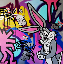 FAT - Painting - Bugs Bunny