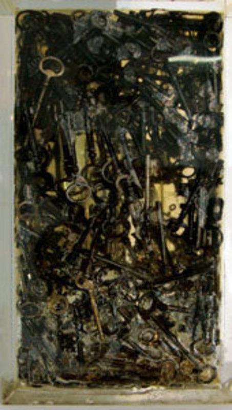Fernandez ARMAN - Sculpture-Volume - Clés  /  Keys