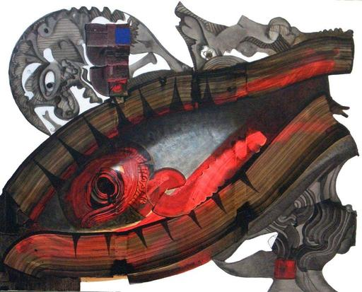 Josep PUIGMARTI VALLS - Painting - Figuració Singular
