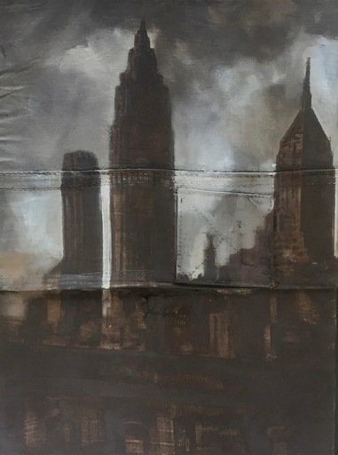 Luca PIGNATELLI - Peinture - New York