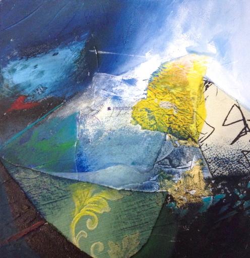Fausto MINESTRINI - Pintura - Notte di vento