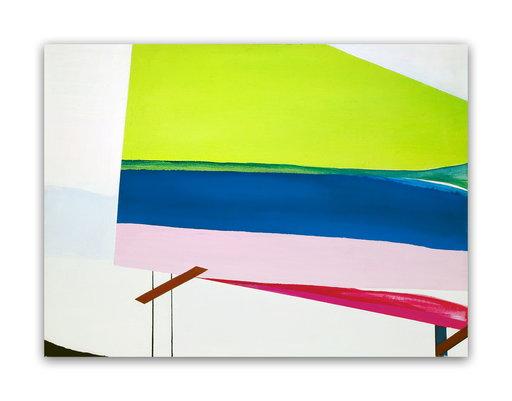 Laura NEWMAN - Painting - Billboard