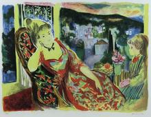 Emilio GRAU-SALA - Print-Multiple - Mother and Child