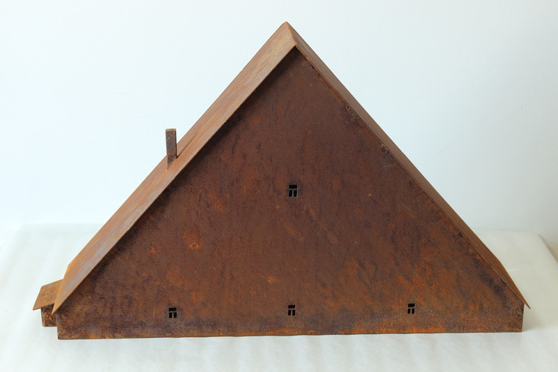 Rinat VOLIGAMSI - Sculpture-Volume - House 3