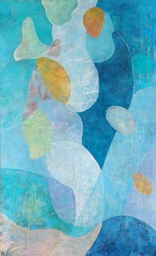 Marie-Pierre AUTONNE - Peinture - Cocons Bleus