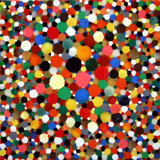 Davide NIDO - Pintura - Coriandoli in bolla