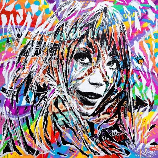Jo DI BONA - Pintura - Fall Out