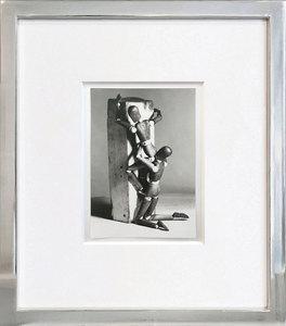 MAN RAY - Fotografia - Mr. and Mrs. Woodman #23