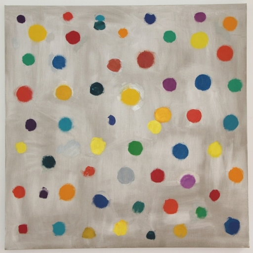 Jerry ZENIUK - Pittura - Untitled Number 327