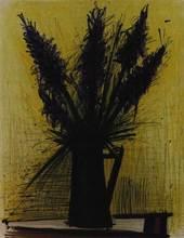 贝纳•毕费 - 版画 - Les lilas