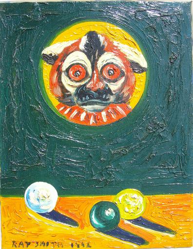 Ray SMITH - Gemälde - EL PELOTERO