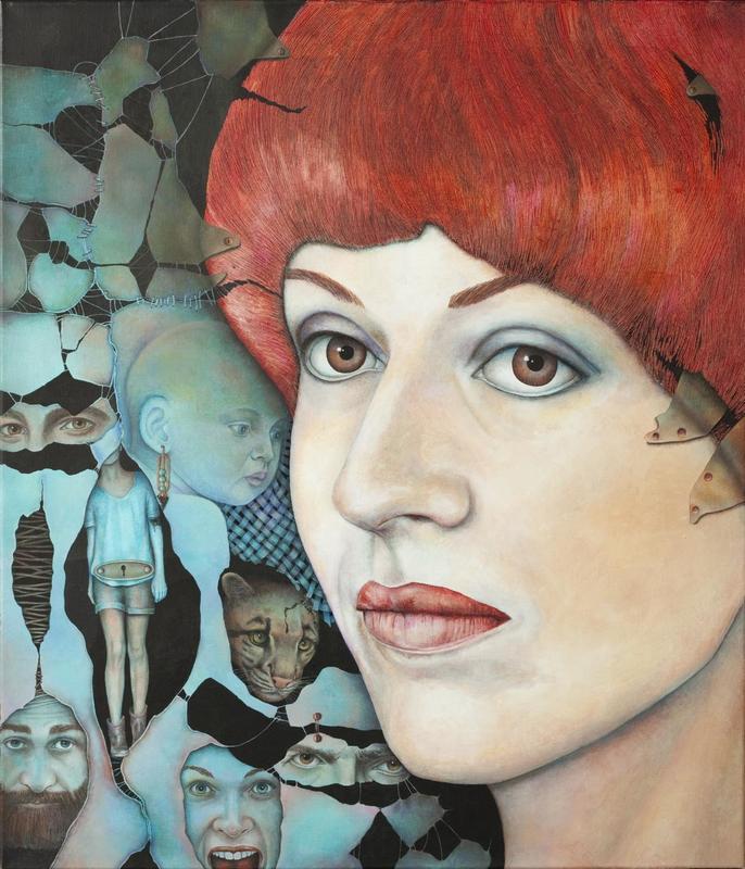 Katrin ALVAREZ - Pintura - Curriculum Vitae