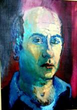 Jacques SEGAL - Pintura - AUTOPORTRAIT