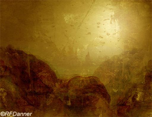 Roland Friedrich DANNER - Painting -  Imagination/Rembrandt