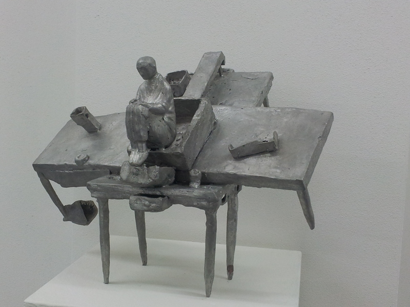 Pino DEODATO - Sculpture-Volume - Pilota