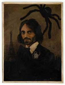 Jacques CHARLIER - Gemälde - CEDRIC VILLANI