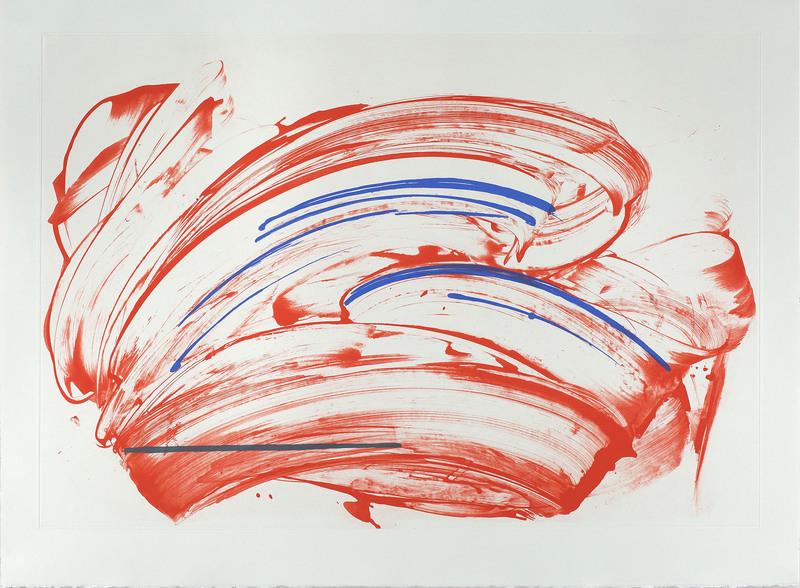 Jill MOSER - Print-Multiple - Coastlines 2
