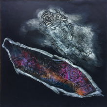 Jorge PIQUERAS - Pintura - Senza titolo