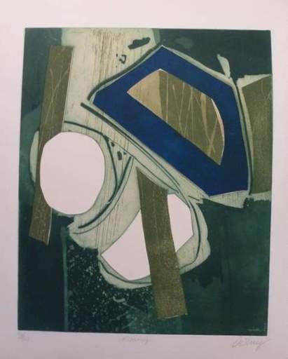 Bertrand DORNY - Stampa-Multiplo - Kickenny