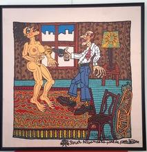 Robert COMBAS (1957) - l'adultere