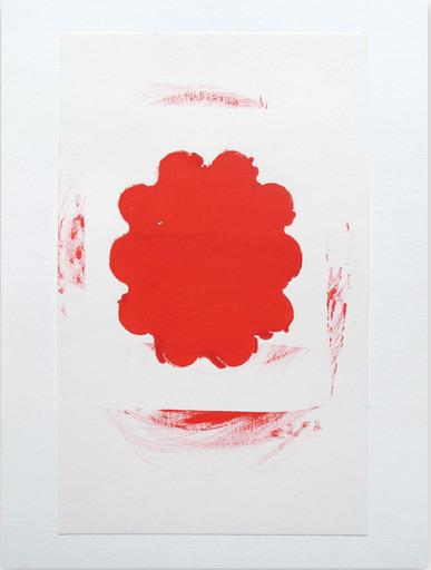 Daniel GÖTTIN - Gemälde - 016 Nr. 2, 2018 (Abstract painting)