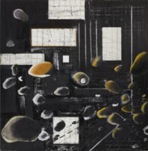 Ross BLECKNER - Pittura - Gravity of matters